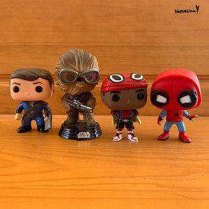 Funko Pop Figurines